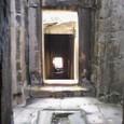 11中央仏塔内部の壁