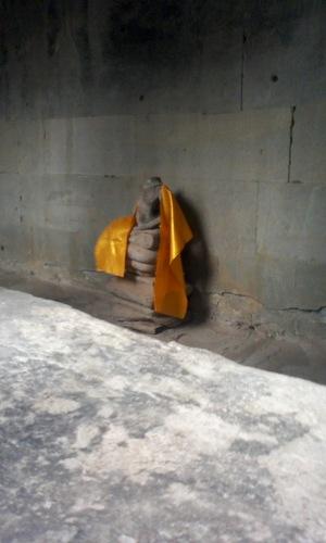 24第二回廊の仏像